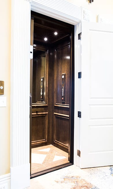 Small Home Elevators Residential Elevators Home