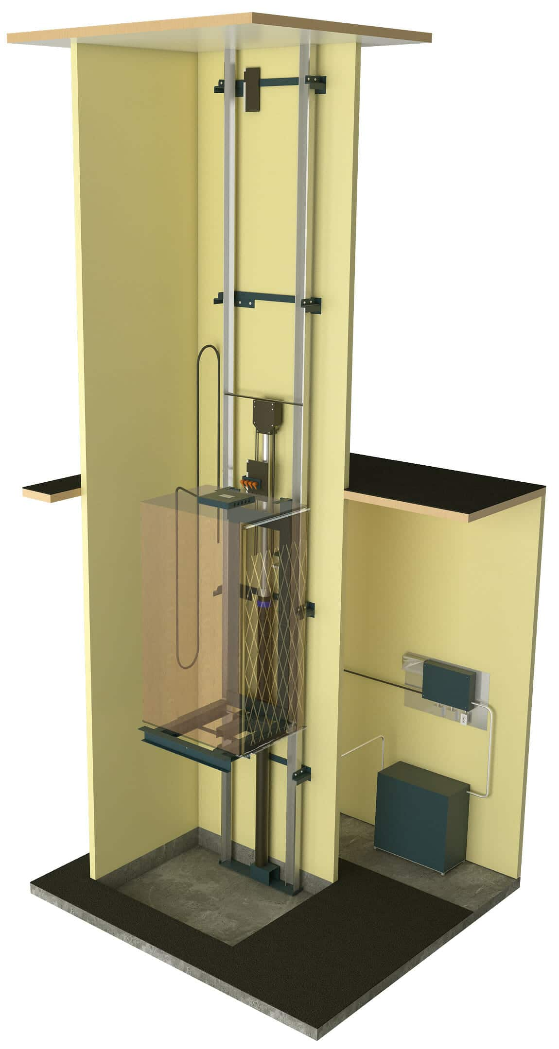 home elevator installation guide