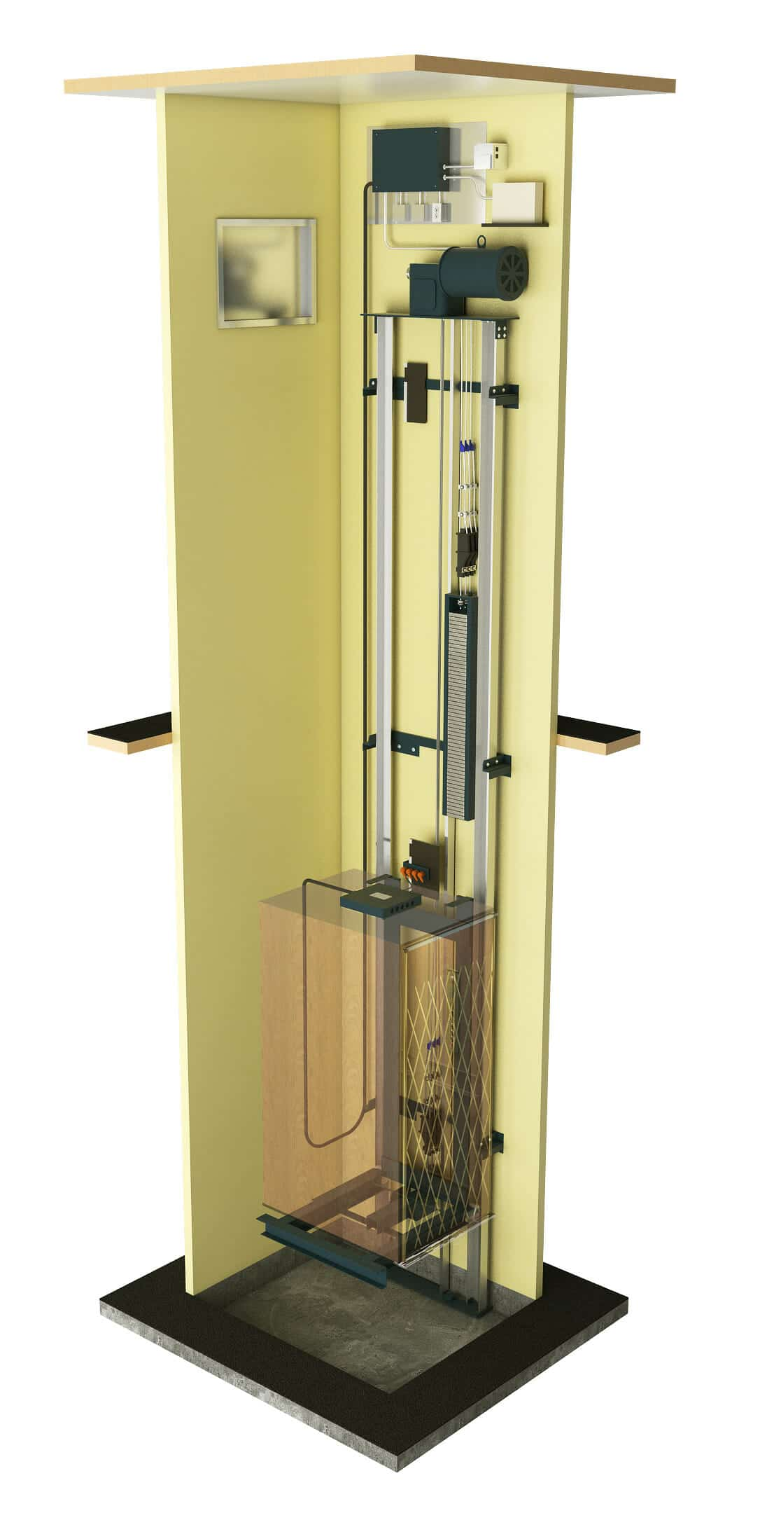 home elevator installation company
